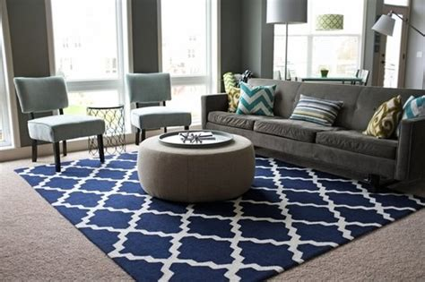 navy rug living room jackie s quot navy patterned quot room room for color contest living room ideas living