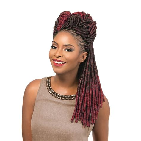 freetress soft dred soft dreads hair short hairstyle 2013