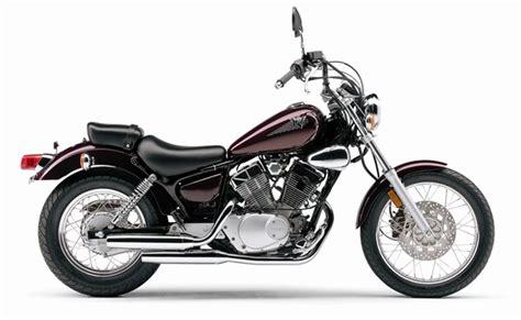 Suzuki Virago 250 2007 Yamaha Virago 250 Motorcycle Usa