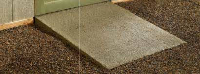 How To Make A Concrete Ramp Diy Mother Earth News