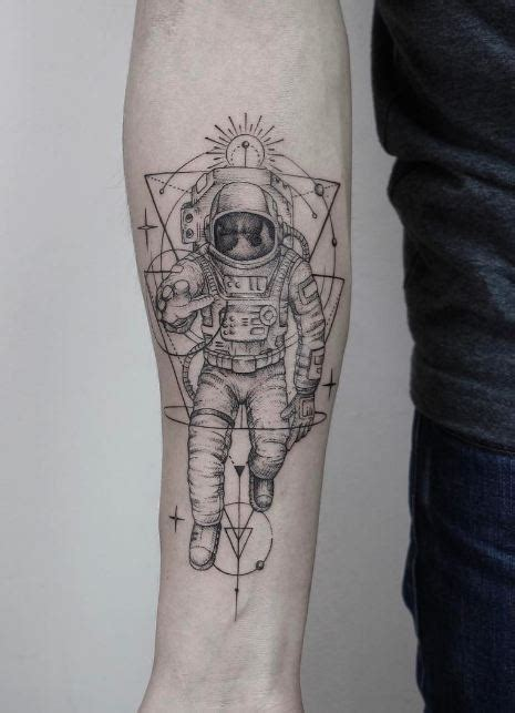 astronaut tattoo stunning astronaut astronaut astronauts