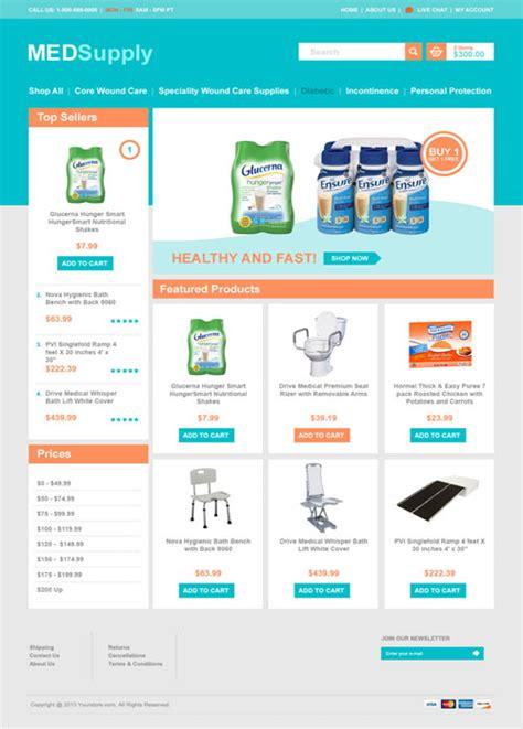 55 Best 3dcart Ecommerce Templates Designmaz Ecommerce P L Template