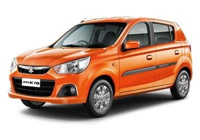 Suzuki Alto Price List Maruti Suzuki Alto K10 December 2017 Price List Model
