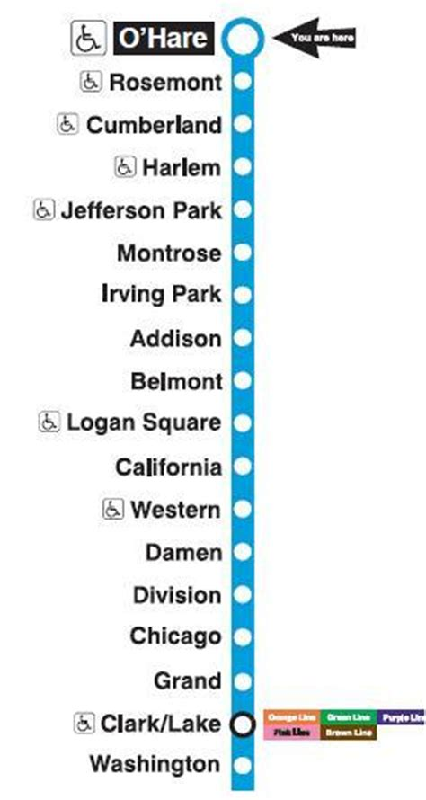 chicago blue line map blue line chicago map pictures to pin on pinsdaddy