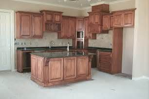 Paint Or Stain Kitchen Cabinets by Painted Or Stained Cabinets You Decide