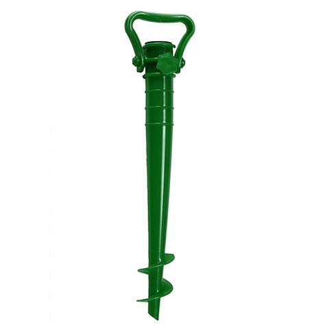 Patio Umbrella Anchor Sun Umbrella Holder Garden Patio Parasol Ground Earth Anchor Spike Stand Ebay