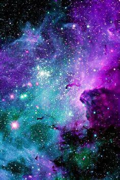 wallpaper bintang a sparkly kinda rainbow galaxy background perfect for