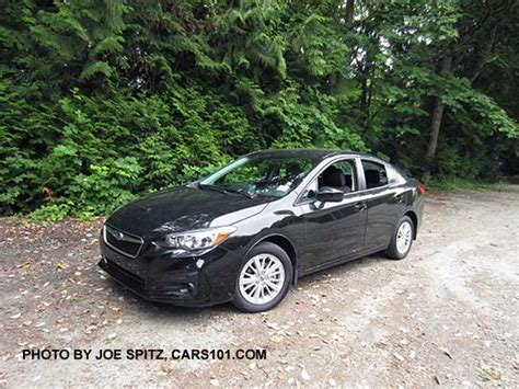 2017 subaru impreza sedan silver 2018 impreza subaru specs options prices dimensions