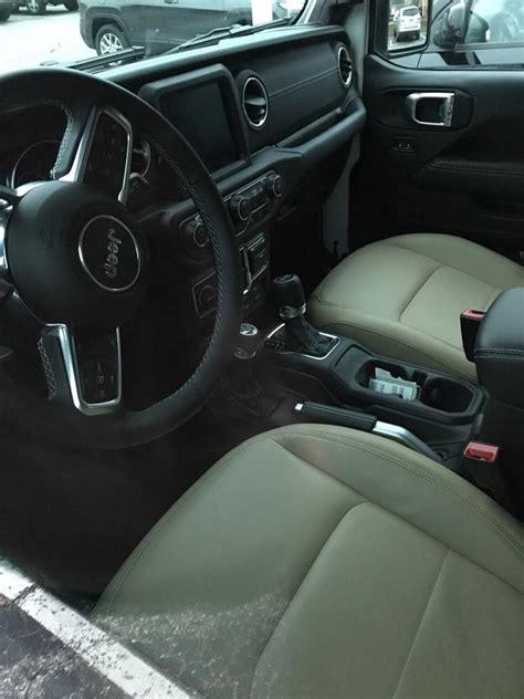 jeep wrangler overland interior jl wrangler interior photos 2018 jeep wrangler forums