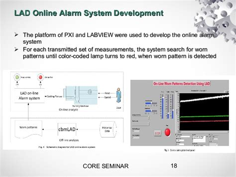 pattern recognition labview tool wear monitoring and alarm system based on pattern