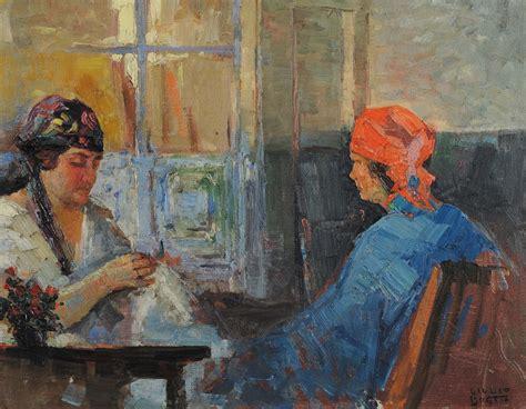 casa d aste boetto giulio boetto 1894 1967 donne cuciono