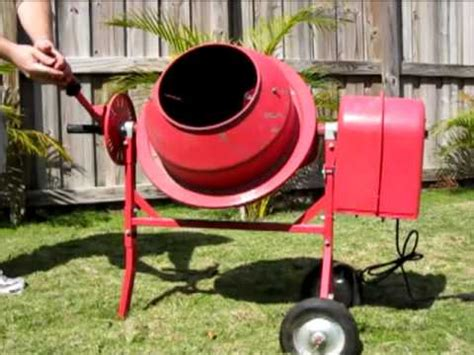 New Cement Mixer For Sale Harbor Freight