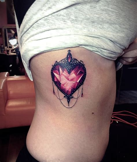 pink heart tattoo designs 73 breathtaking tattoos