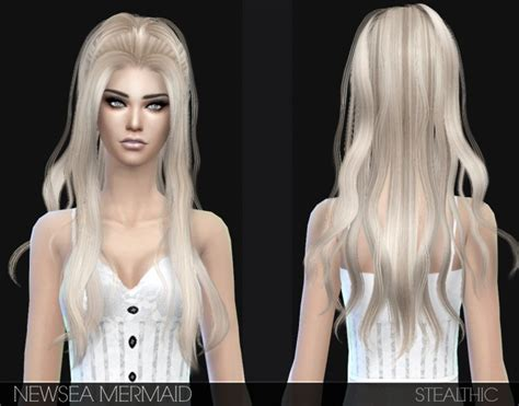 sims 4 cc hair newsea s 3t4 hair conversions at stealthic 187 sims 4 updates