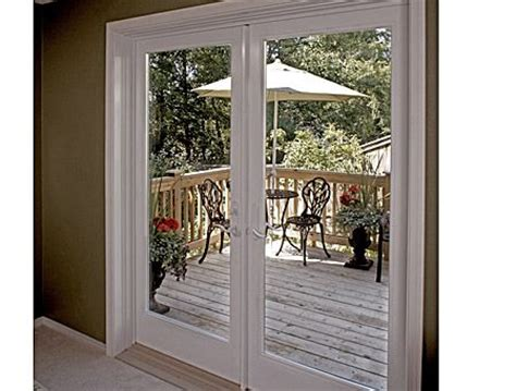 swing out french doors ultra out swing french door by milgard windows and doors