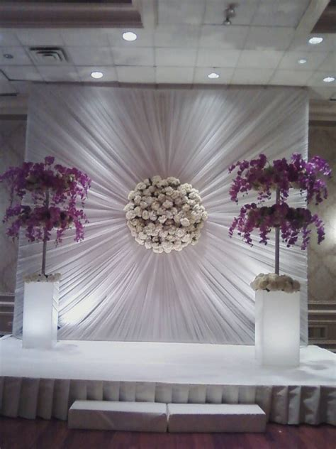 backdrop draping ideas 1000 images about drape ideas for tent tables on