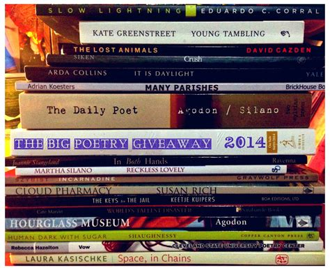 Big Giveaway - the big poetry giveaway