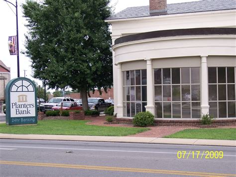 Planters Bank Hours by Planters Bank In Hopkinsville Planters Bank 1312 S