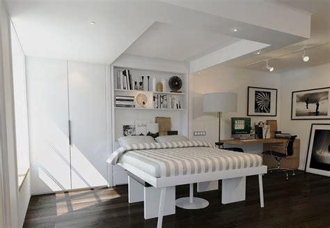 lit relevable escamotable plafond