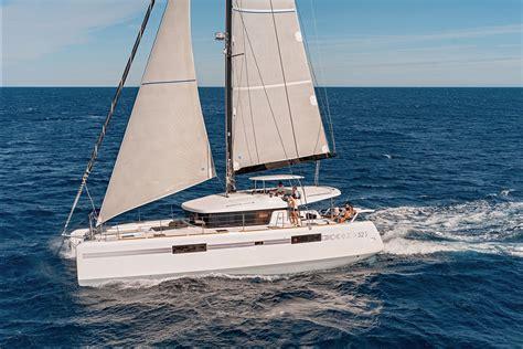 lagoon catamaran hull lagoon 52s catamaran dream yacht