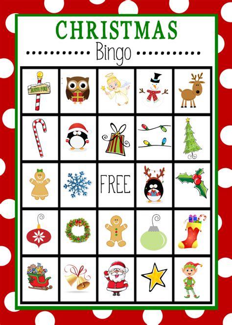printable board games with cards free printable christmas bingo game