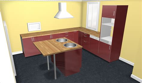 plan de cuisine ikea et la cuisine c est ik 233 a renovation d une