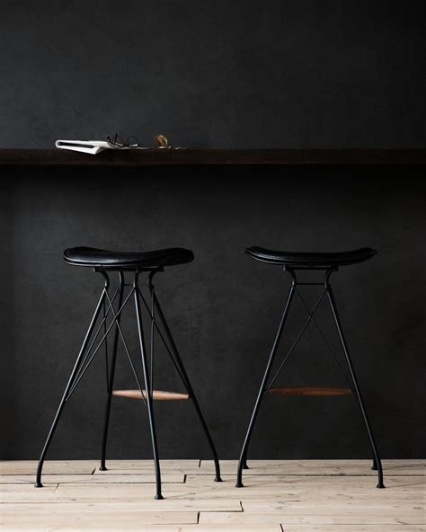 black wire counter stools overgaard dyrman wire bar stool