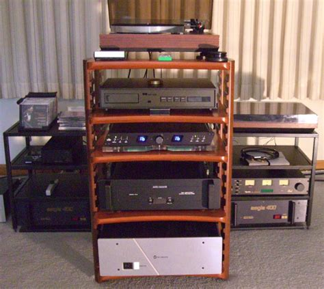 Audio Rack System by 6moons Audio Reviews Yamamoto Sound Craft Equipment Rack