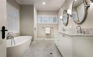 The Powder Room London - hamptons style in south perth with stunning oswald homes
