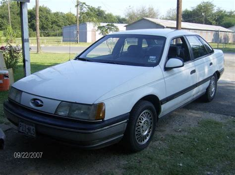 electronic stability control 1991 ford taurus user handbook service manual how to hotwire 1991 ford taurus item