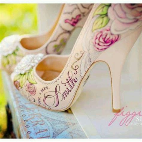 diy decoupage shoes decoupage s and paint on wedding shoes this link is