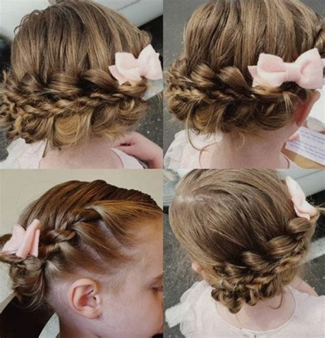 8 easy little girl hairstyles sweetest bug bows girlie little girl easy updos easy updos for little girl 2018