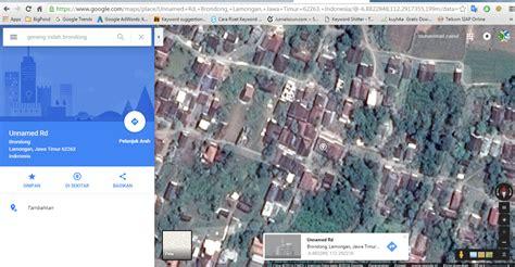 Map Kerja by Membuat Alamat Maps Untuk Lembaga Dan Tempat Kerja