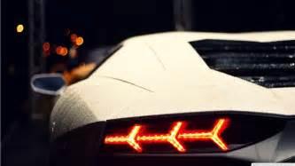 Lamborghini Lights Lamborghini Aventador Lp700 4 Lights Up 1366