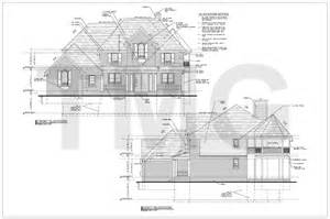 floor plans and elevation drawings house plans drafting the magnum group tmg india