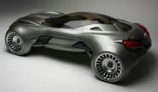 Electric Cars Future 2040 2040 Mercedes Cyborg Sensation Concept Driving With