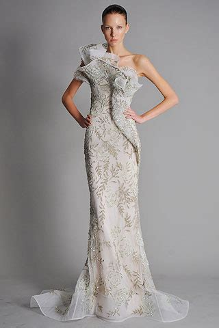 Get What You Really Wanted At Lefashionista Couture In The City Fashion by Daily Inspiration Marchesa 2010 Gowns Closet