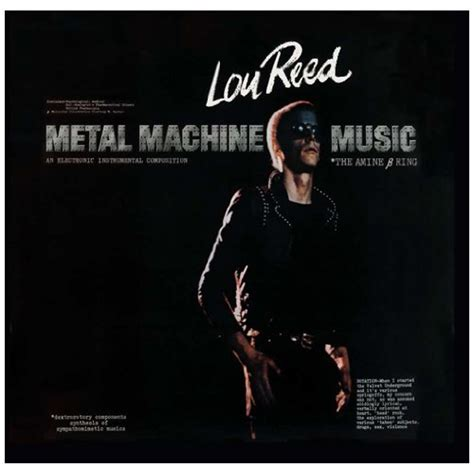lou reed best album metal machine album by lou reed best albums