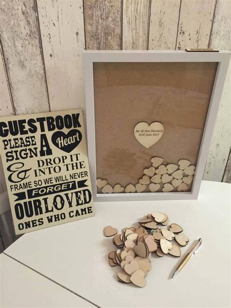 book ideas 23 unique wedding guest book ideas for your big day oh