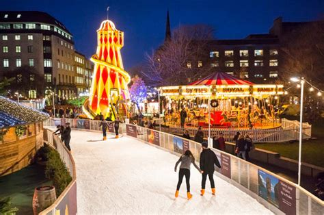 best christmas markets birmingham bath lincoln travel