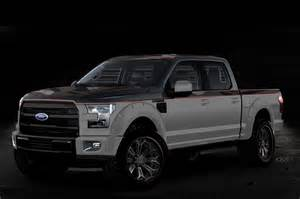 Ford Trucks 2016 Ford Previews 2016 Sema F 150 Show Trucks Photo Image