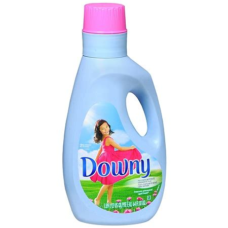 Downy Blue downy non concentrated fabric softener walgreens