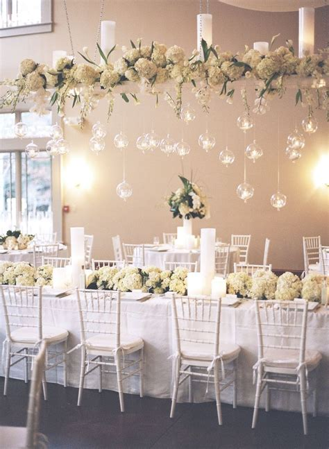 Wedding Decor by 25 White Wedding Decoration Ideas For Wedding