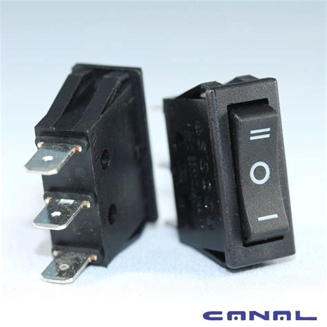l on switch canal rh series rocker switch 3 position on on 20 a 16