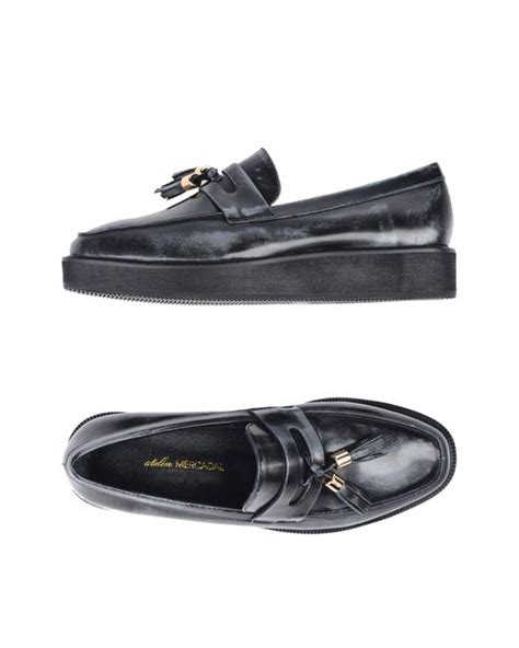 atelier loafers atelier mercadal loafer in grey lyst