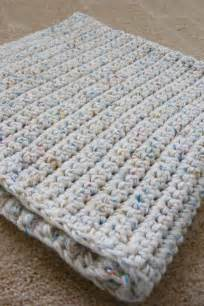 single crochet baby blanket pattern gretchkal s yarny