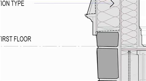how to do a section drawing how to draw like an architect pt 3 the wall section