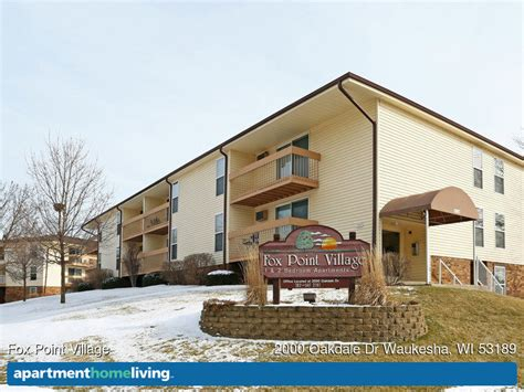 1 bedroom apartments in waukesha wi fox point village apartments waukesha wi apartments for