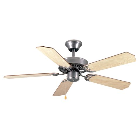 ceiling fan lowes shop litex 42 in antique nickel ceiling fan at