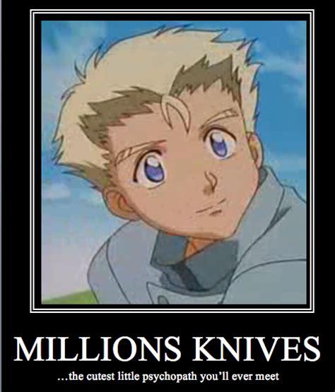 millions knives by blinddevotion on deviantart